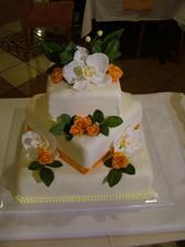 tortička - z Bohdanoviec, mňamka