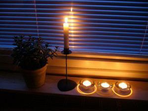 jj, svíčky, to je moje :o)))