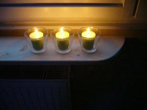 zase svíčky