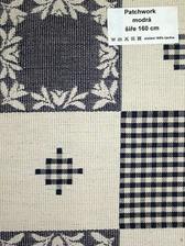 kuchynske textilie - takyto bude zaves na kuchynske okno