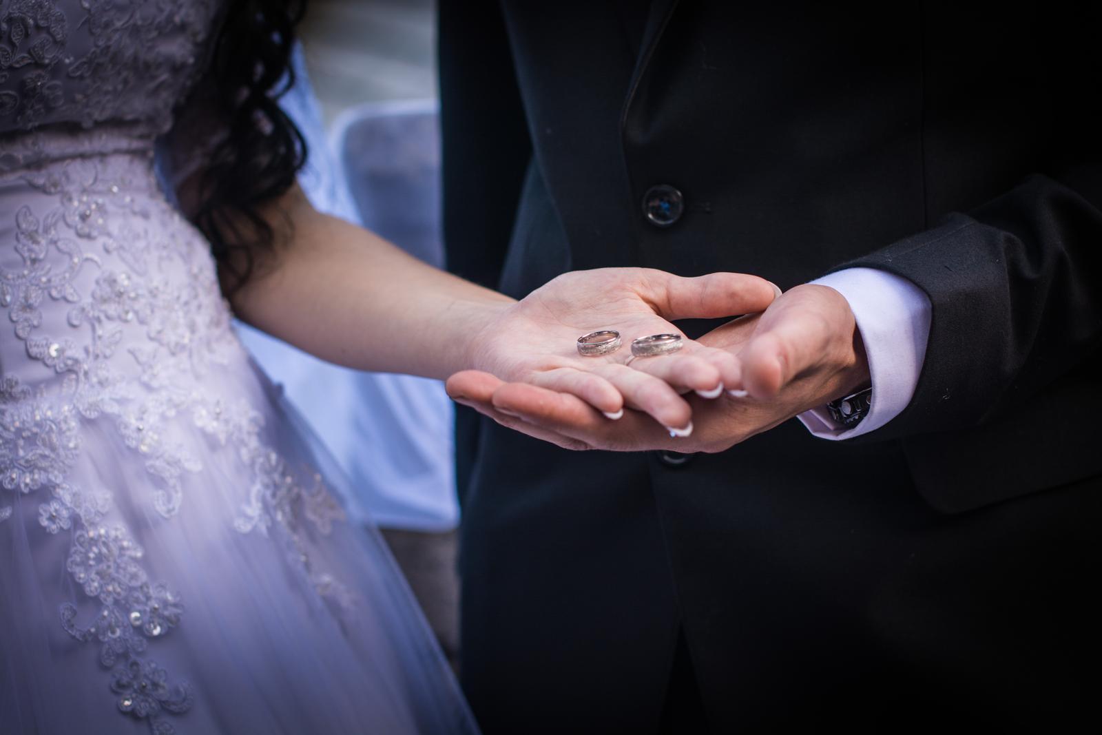 princeznovské svadobné šaty veľkosť od 34-38 - Obrázok č. 4