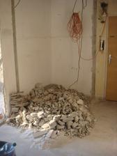 Zbouraná komora