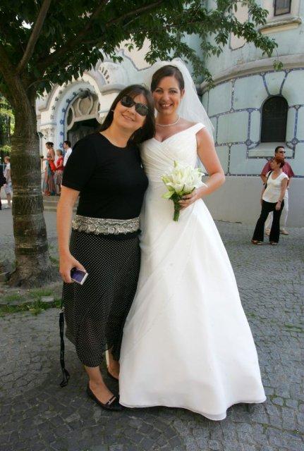 Katarína{{_AND_}}Robert - ja s mojou uzasnou sefkou Martinkou