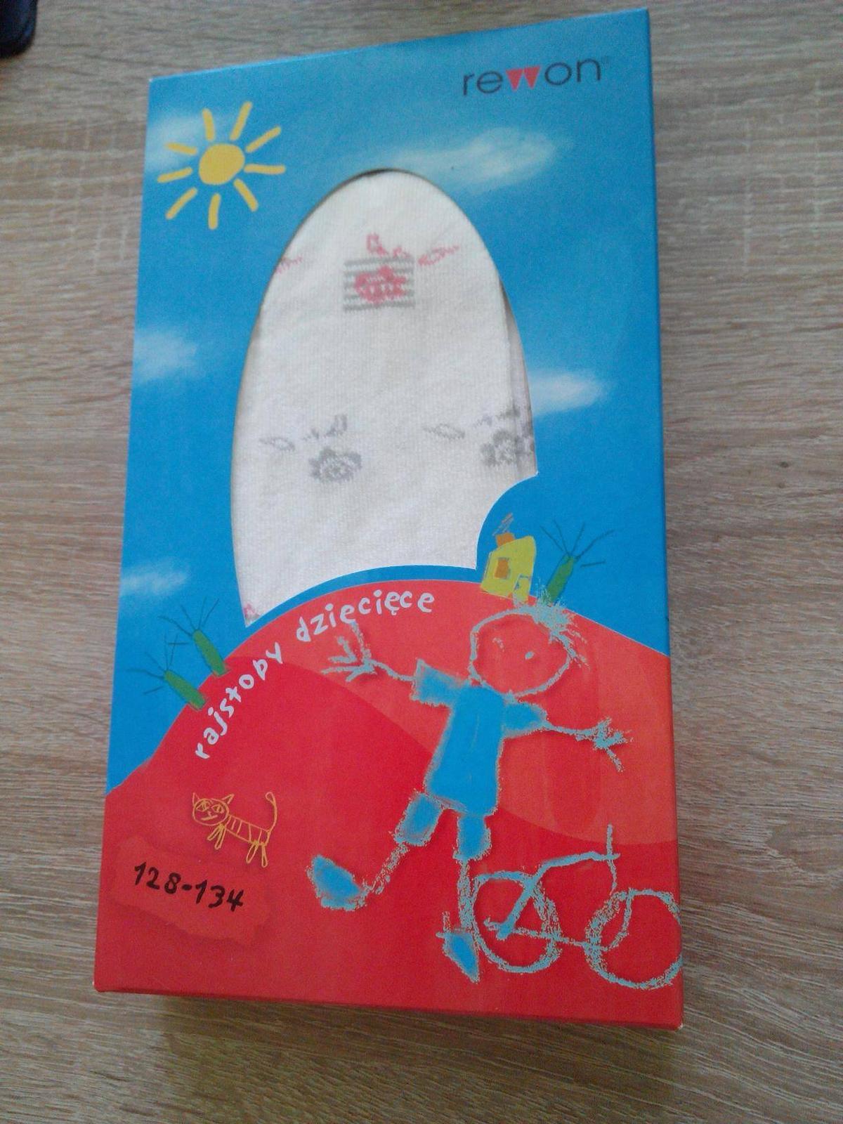 Dívčí punčocháče Rewon - Obrázek č. 1