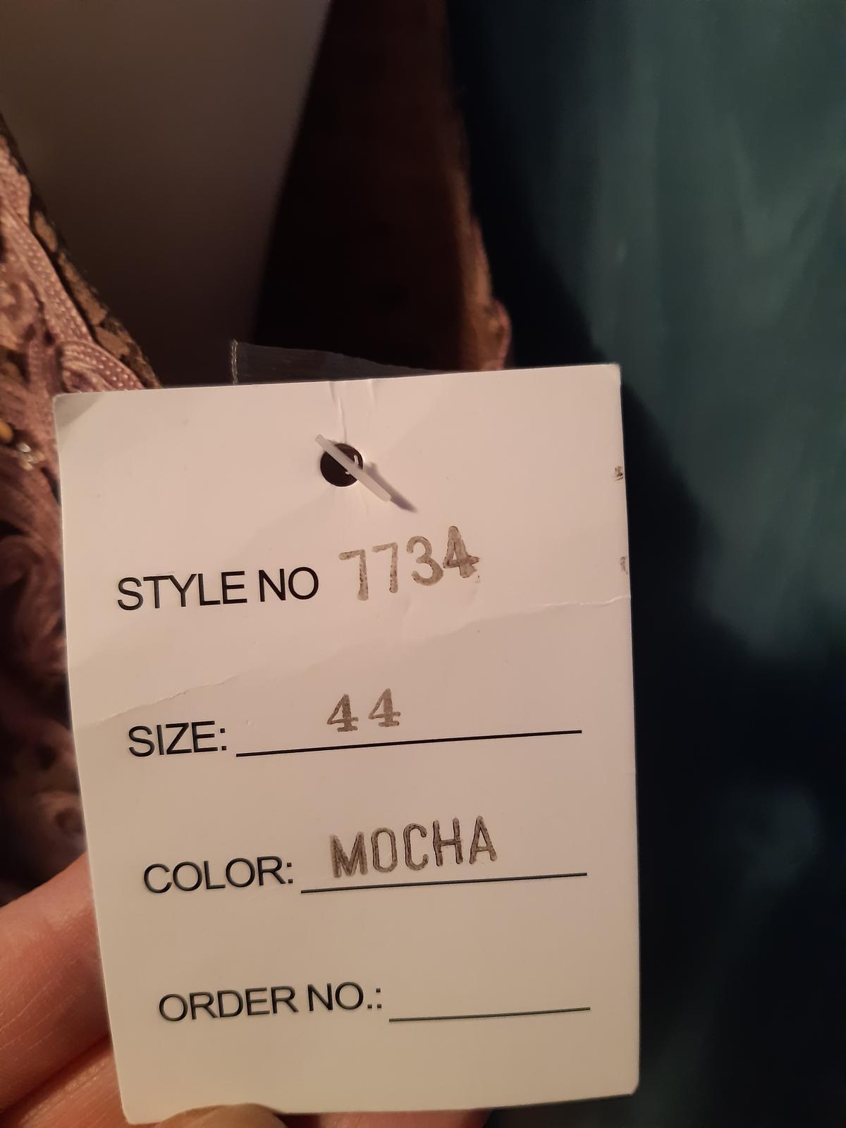 Dlhé spoločenské šaty +šál - Obrázok č. 2