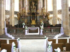 Děkanský kostel Most :) už je rezervován