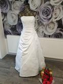Krásné a velmi elegantní svatební šaty na prodej