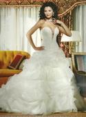 svatební šaty EDDY K., 38