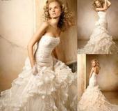 bohaté svatební šaty, 40