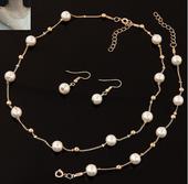 Set -náhrdelník,,