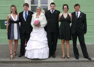Mezi sestřenicemi a bratranci, jsem sice nejstarší, ale nejmenší:(;)