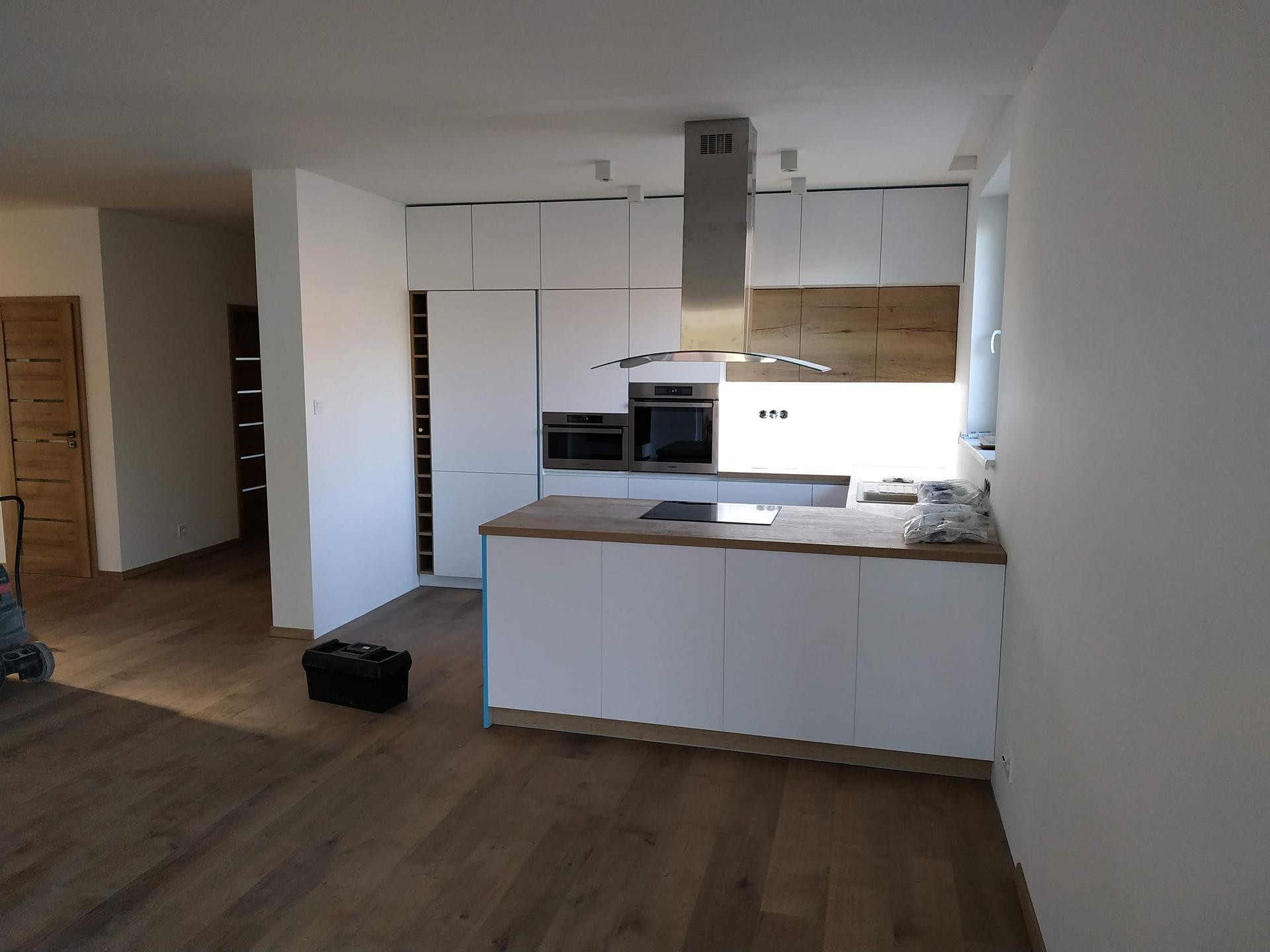 Kuchyna - Obrázok č. 1