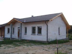 Domček s oknami