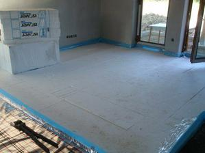 Tepelná izolácia podlahy