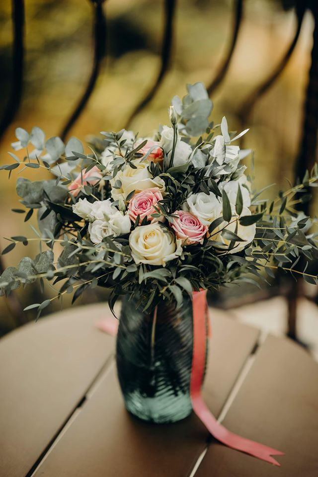 Naše svadobné kytice 2019 - Obrázok č. 1