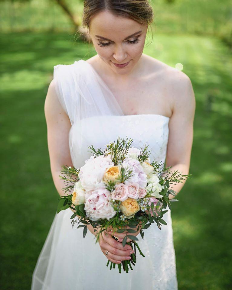 Naše svadobné kytice 2019 - Obrázok č. 4