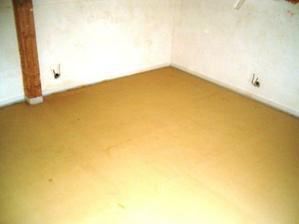 a ještě jednou podlahy