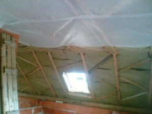 zateplování střechy