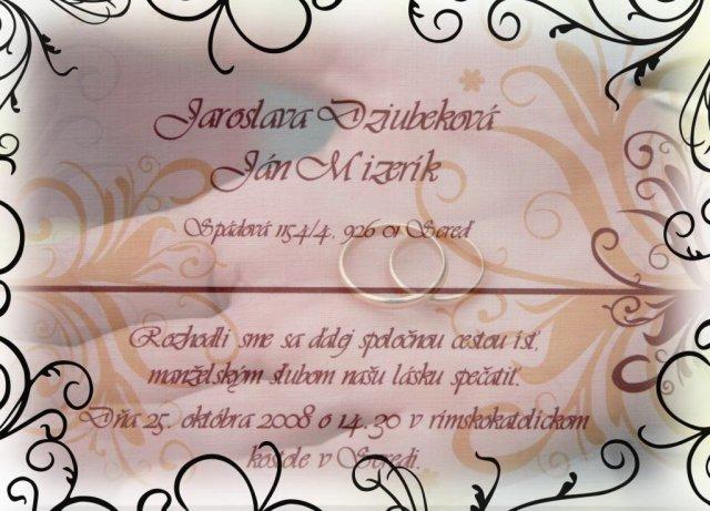 Jaroslava Dziubeková{{_AND_}}Ján Mizerík - Obrázok č. 1