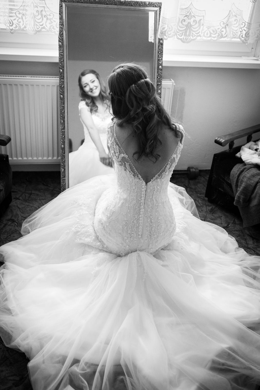 Prodej / Pronájem svatebních šatů  - Obrázek č. 4