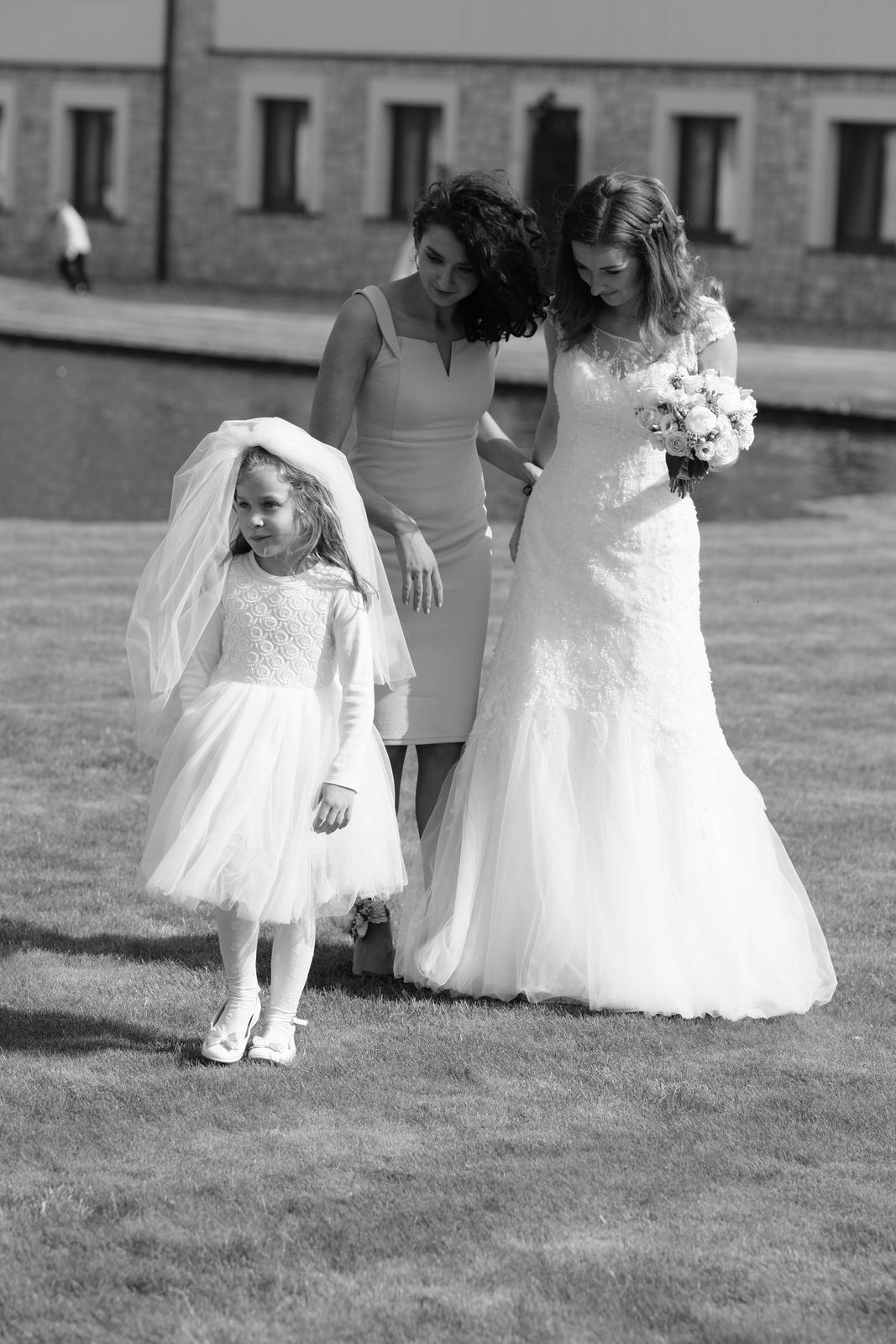 Prodej / Pronájem svatebních šatů  - Obrázek č. 3