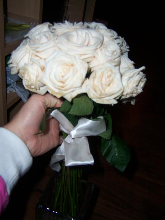 My- nase predstavy a skutocnost:) - moja svadobna...pranadherna...presne takuto som chcela