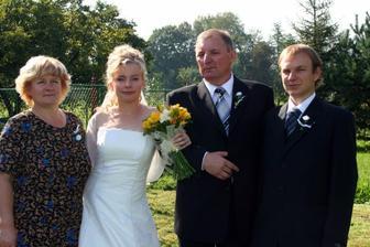 naše rodinka pohromadě