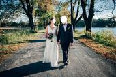 Svatební šaty - barva Ivory - vel. 36/38-40, 38