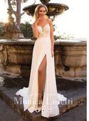 Luxusné svadobné šaty značky monica loretti, 36
