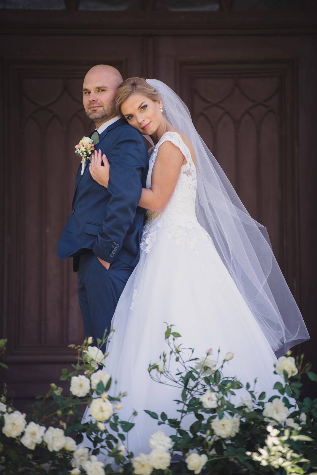 naša svadba sa konala... - Obrázok č. 1