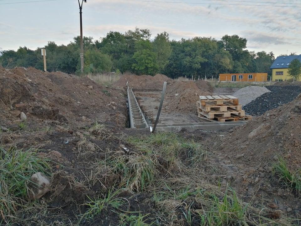 Stavba v Háji - Obrázek č. 10