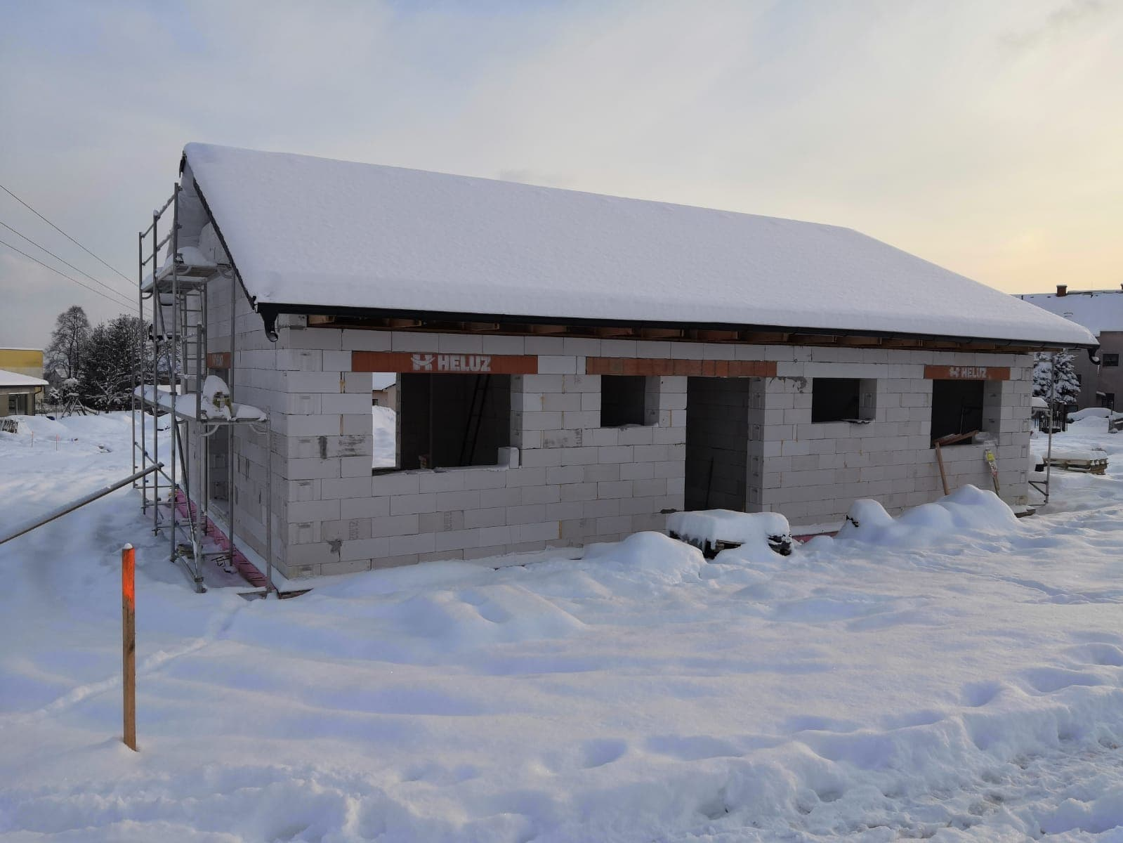 Stavba v Háji - Obrázek č. 36