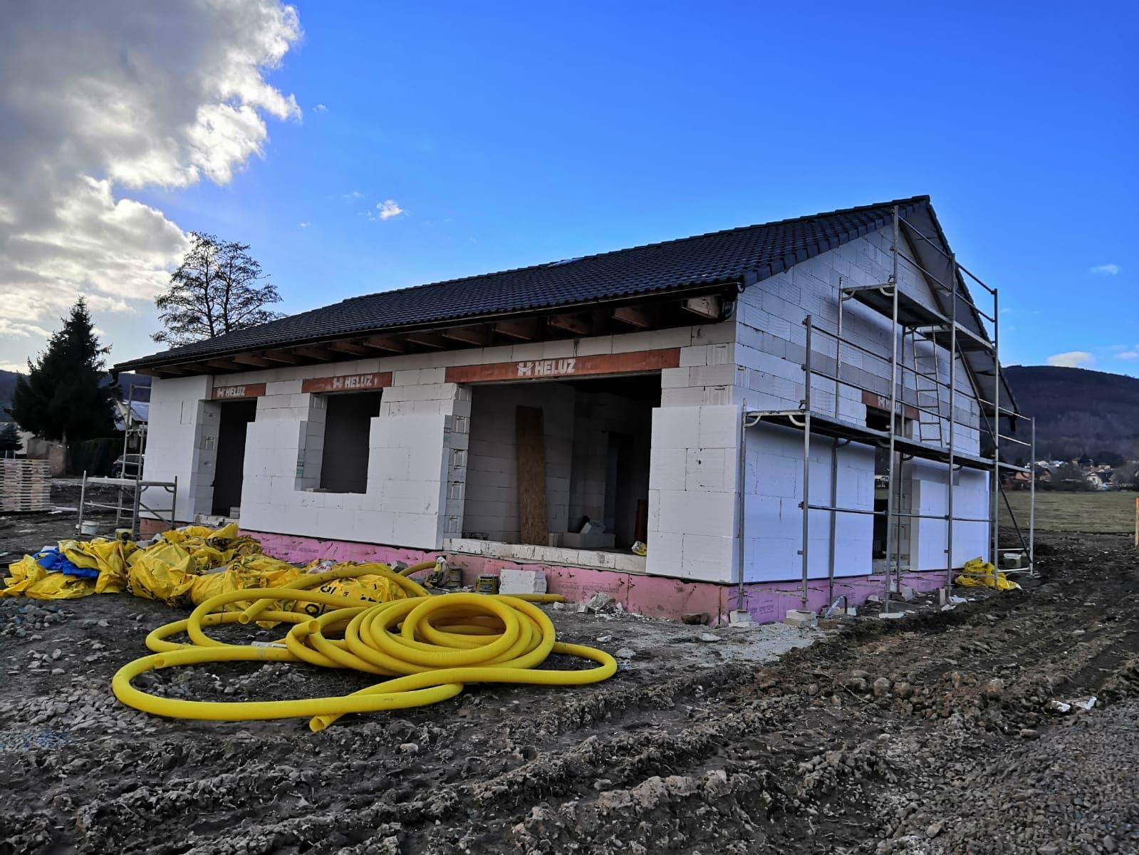 Stavba v Háji - Obrázek č. 39