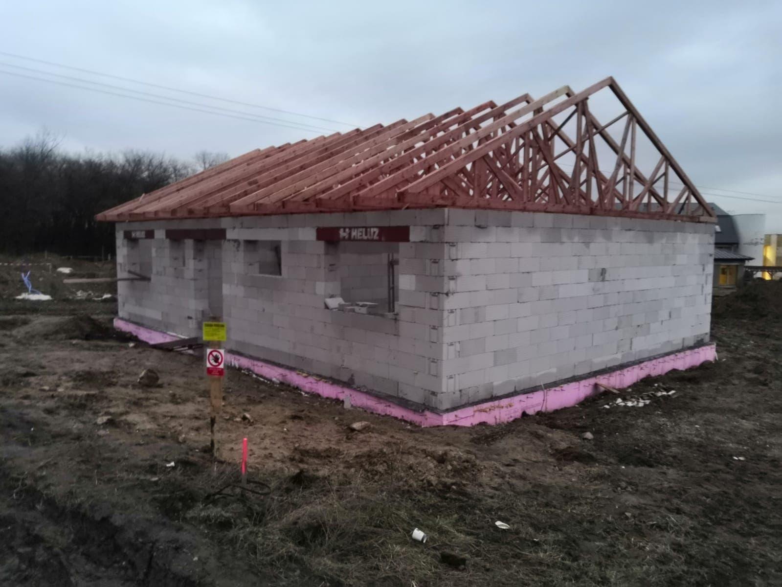 Stavba v Háji - Obrázek č. 30