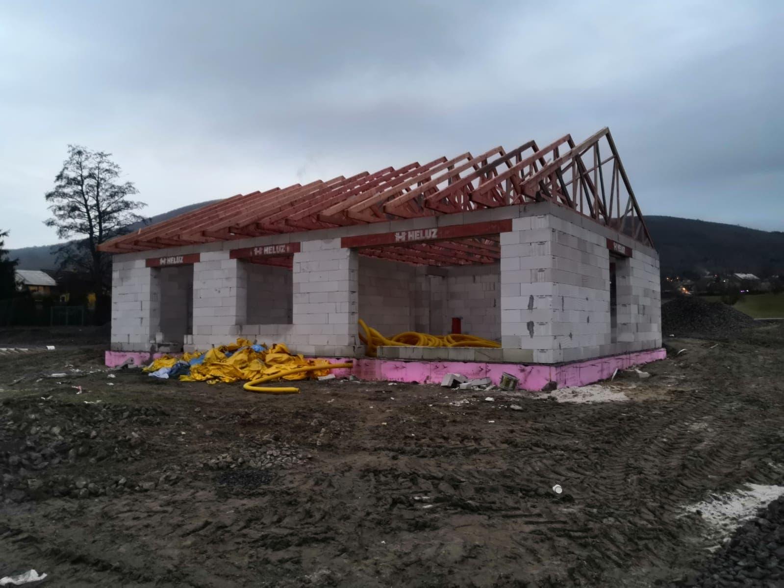 Stavba v Háji - Obrázek č. 31