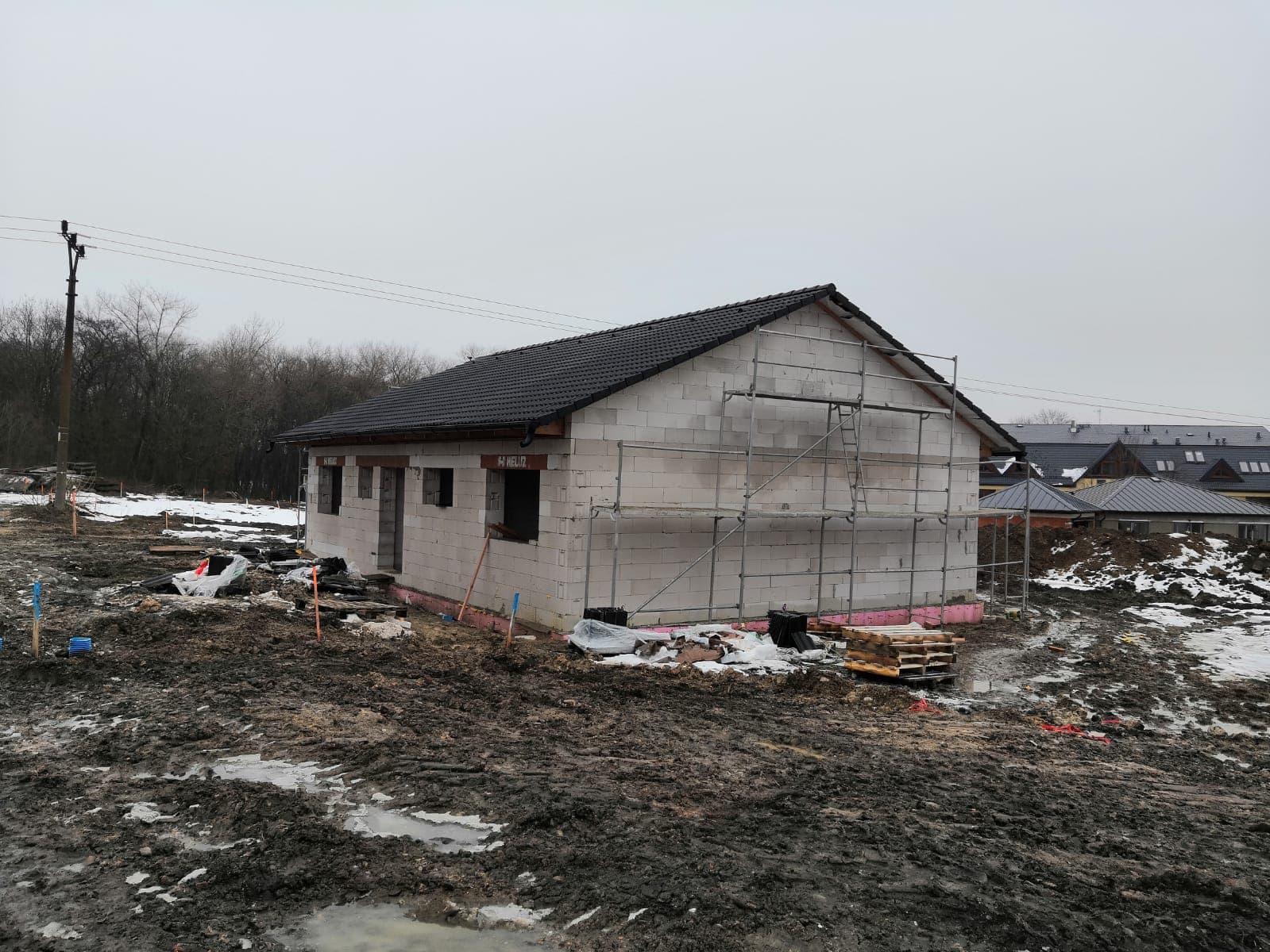 Stavba v Háji - Obrázek č. 34