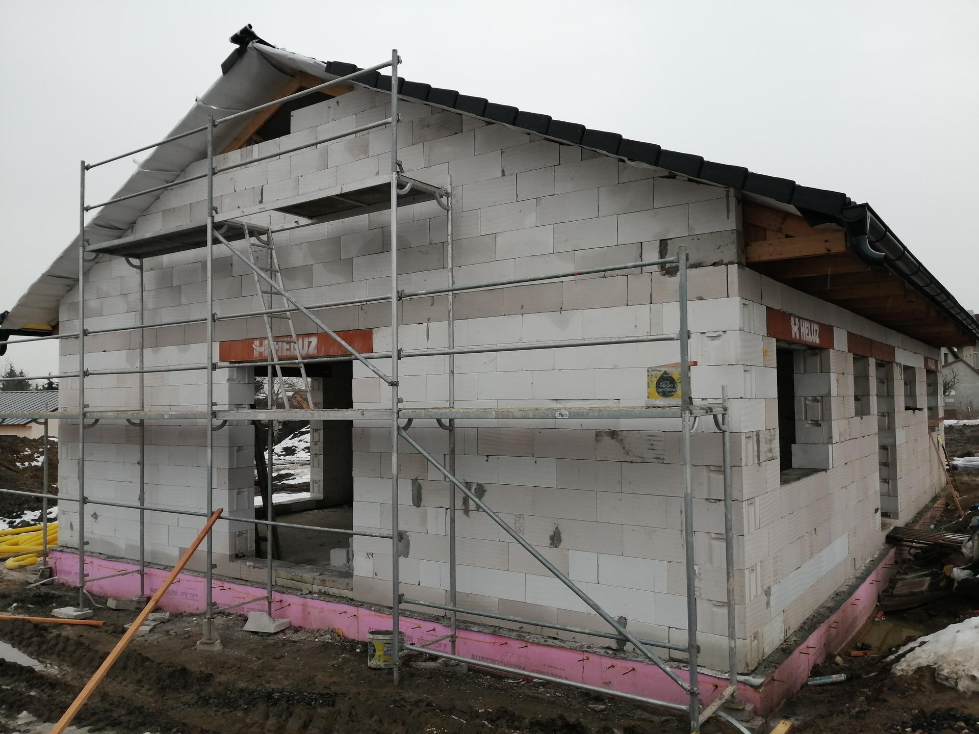 Stavba v Háji - Obrázek č. 33