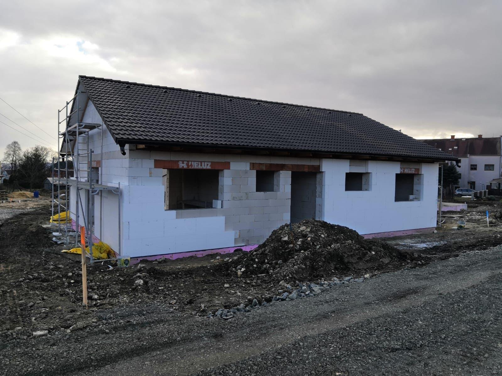 Stavba v Háji - Obrázek č. 38