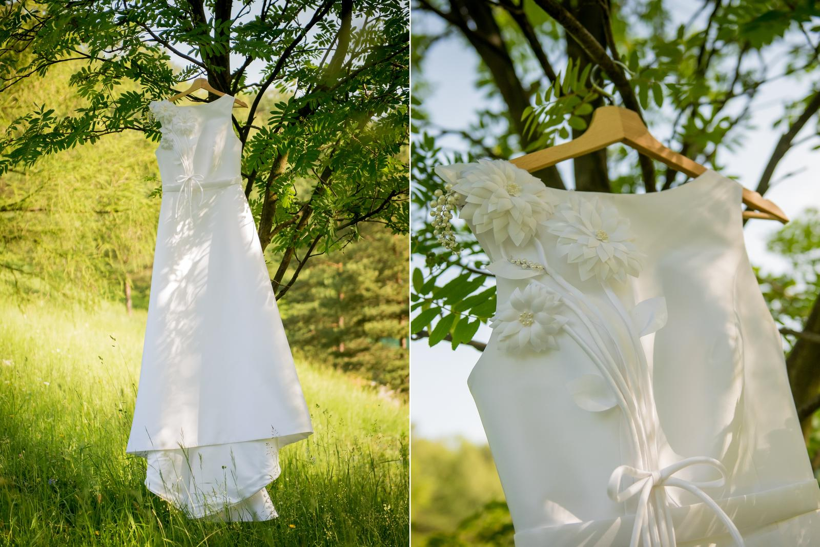 Svatební šaty Arankas - 40 - Obrázek č. 1