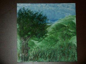Encaustika - malování žehličkou ;o)
