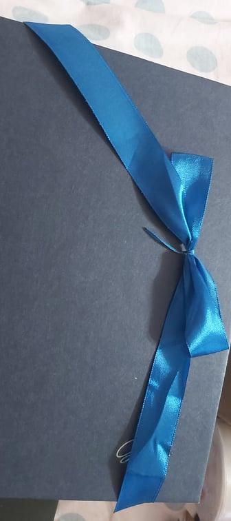 modré mašle - Obrázok č. 1