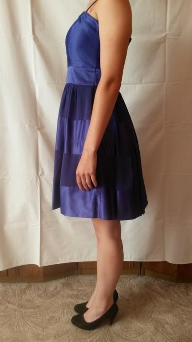 Společenské šaty ESPRIT vel.38 - Obrázek č. 3