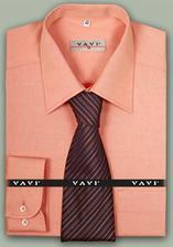 ženichova košile, jen o malinko sytější oranžovější odstín, jen ještě sehnat tu správně oranžovou kravatu....