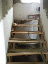 dočasné schody :-)