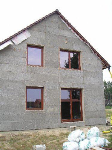 Energeticky pasívna drevostavba svojpomocou - Eurookná s trojsklom
