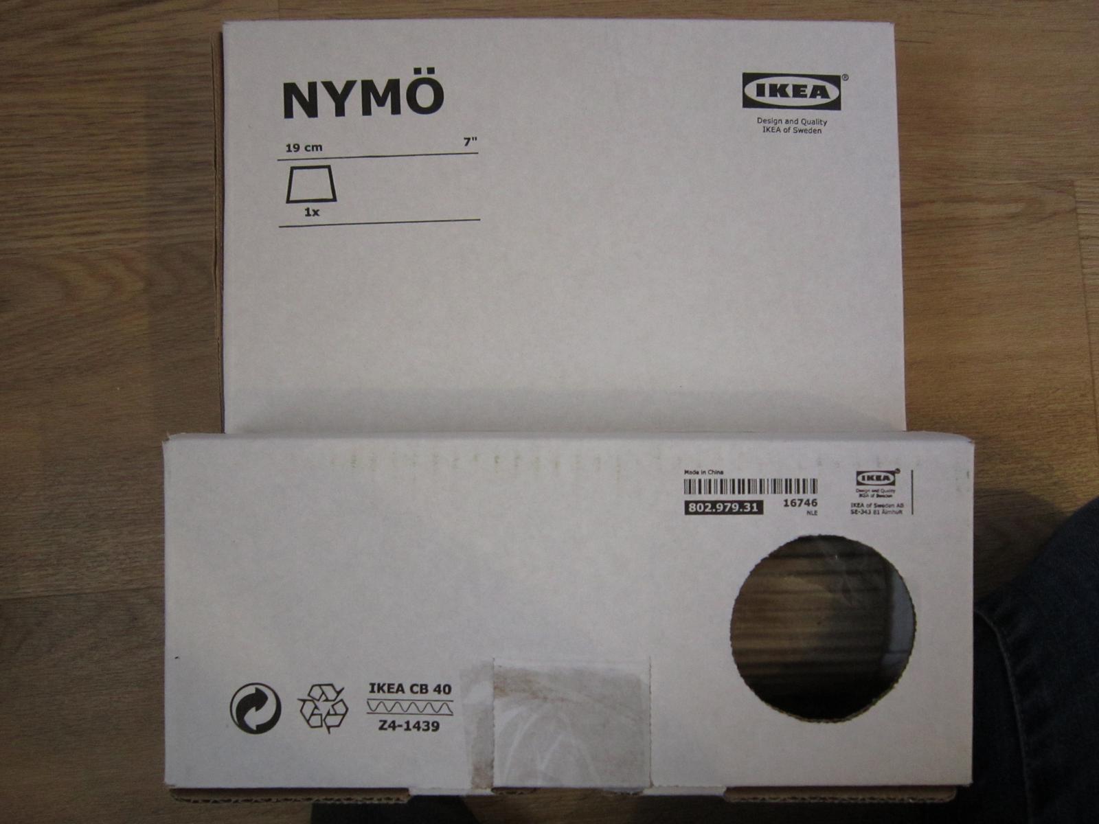Stínidlo lampy NYMÖ  - Obrázek č. 2