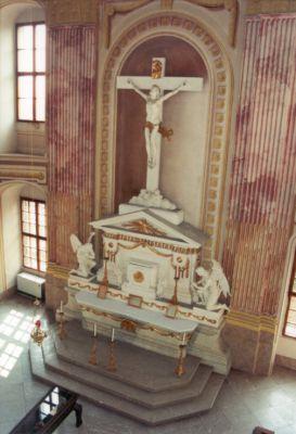 Ladida pripravy - obrad bude v Kapli svateho krize