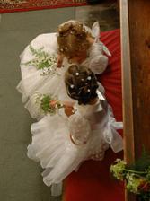 Účesy jako nevěsta