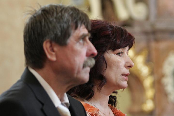 Lucia Chlupová{{_AND_}}Róbert Bosák - svedkovia