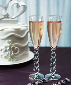 Moja ružovučká svadba - poháriky